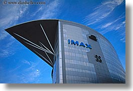 australia, buildings, horizontal, imax, moon, structures, sydney, theater, photograph