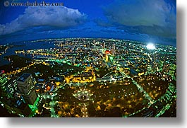 aerials, australia, buildings, cityscapes, horizontal, nite, structures, sydney, photograph