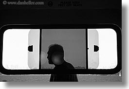 australia, black and white, horizontal, men, people, sydney, walking, windows, photograph