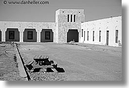 amargosa, black and white, california, horizontal, opera, west coast, western usa, photograph