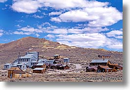 bodie, california, exteriors, ghost town, horizontal, mine, state park, west coast, western usa, photograph