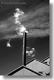 antiques, black and white, bodie, california, clouds, ghost town, gold, gold mine, mill, mine, state park, vertical, west coast, western usa, photograph