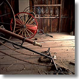 antiques, bodie, california, dept, fire, ghost town, square format, west coast, western usa, photograph