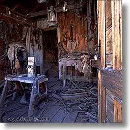 antiques, bodie, california, ghost town, rooms, square format, tack, west coast, western usa, photograph