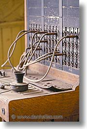 antiques, bodie, california, ghost town, vertical, west coast, western usa, wires, photograph
