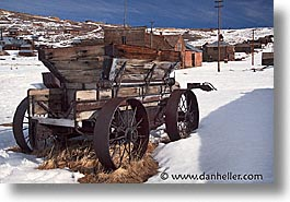 antiques, bodie, california, coach, ghost town, horizontal, state park, west coast, western usa, winter, photograph