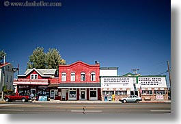 bridgeport, california, general, horizontal, stores, west coast, western usa, photograph