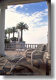 cal coast, california, california coast, hearst, hearst castle, vertical, west coast, western usa, photograph
