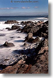 cal coast, california, california coast, monterey, seashore, vertical, west coast, western usa, photograph