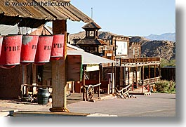 calico, california, firebuckets, horizontal, west coast, western usa, photograph