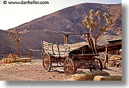 calico, california, horizontal, old, wagons, west coast, western usa, photograph