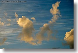 california, cambria, clouds, hangings, horizontal, sunsets, west coast, western usa, photograph