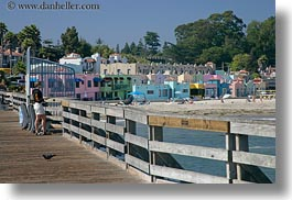 california, capitola, fishing, horizontal, hotels, victoria, victorian hotel, west coast, western usa, womens, photograph