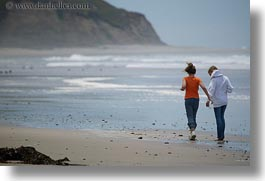beaches, california, childrens, coastal views, horizontal, people, west coast, western usa, photograph