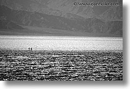 badwater, california, death valley, horizontal, national parks, west coast, western usa, photograph