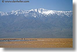 badwater, california, death valley, floods, horizontal, national parks, west coast, western usa, photograph