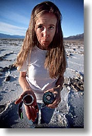 badwater, broken, california, death valley, jills, lens, national parks, vertical, west coast, western usa, photograph