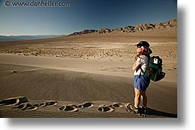 california, death valley, eureka, eureka dunes, horizontal, jills, national parks, west coast, western usa, photograph