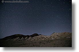 california, death valley, horizontal, long exposure, national parks, nite, star trails, stars, west coast, western usa, photograph