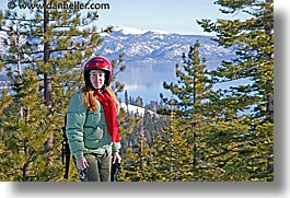 california, helmets, horizontal, jills, lake tahoe, scenics, west coast, western usa, photograph