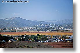 california, greenbrae, hills, horizontal, houses, landscapes, marin, marin county, north bay, northern california, san francisco bay area, west coast, western usa, westview, photograph