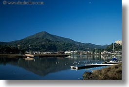 california, dock, horizontal, marin, marin county, mount tamalpais, mountains, mt tam, north bay, northern california, scenics, west coast, western usa, photograph