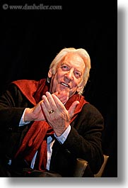 california, donald, donald sutherland, events, marin, marin county, north bay, northern california, san francisco bay area, sutherland, tribute, vertical, west coast, western usa, photograph