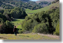 boys, california, childrens, green, hiking, hills, horizontal, jacks, landscapes, lush, marin, marin county, nature, north bay, northern california, novato, people, scenics, stafford lake park, west coast, western usa, photograph