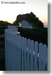 california, fences, houses, landscapes, leading, marin, marin county, north bay, northern california, vertical, west coast, western usa, photograph