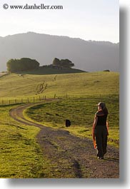 along, california, green, hills, marin, marin county, nature, north bay, northern california, olema, paths, scenics, vertical, walking, west coast, western usa, photograph