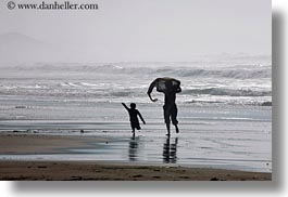 beaches, california, horizontal, jack and jill, jack jill, marin, marin county, north bay, northern california, people, running, west coast, western usa, photograph