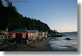 bay, beaches, california, cove, horizontal, hotels, lights, marin, marin county, nature, nicks, nicks cove, north bay, northern california, tomales bay, water, west coast, western usa, photograph