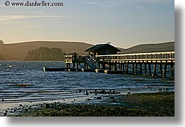 bay, beaches, california, cove, horizontal, marin, marin county, nature, nicks, nicks cove, north bay, northern california, piers, tomales bay, water, west coast, western usa, photograph