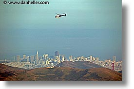 california, cities, helicopter, hilcopter, hills, horizontal, marin, marin county, marin headlands, north bay, northern california, over, san francisco, san francisco bay area, views, west coast, western usa, photograph