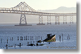 bridge, california, horizontal, marin, marin county, north bay, northern california, rich, san francisco bay area, west coast, western usa, photograph