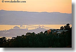 berkeley, bridge, california, homes, horizontal, marin, marin county, north bay, northern california, san francisco bay area, san rafael, west coast, western usa, photograph