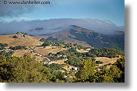 anselmo, california, horizontal, landscapes, marin, marin county, north bay, northern california, san anselmo, san francisco bay area, west coast, western usa, photograph