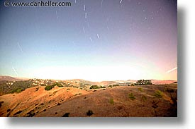 anselmo, california, horizontal, long exposure, marin, marin county, nite, north bay, northern california, san anselmo, san francisco bay area, stars, trails, west coast, western usa, photograph