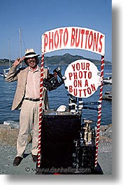button, california, marin, marin county, north bay, northern california, san francisco bay area, sausalito, vertical, west coast, western usa, photograph