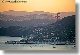 boats, bridge, california, horizontal, marin, marin county, north bay, northern california, san francisco bay area, sausalito, west coast, western usa, photograph