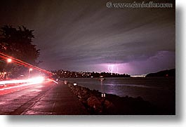 california, horizontal, lightning, marin, marin county, north bay, northern california, san francisco bay area, sausalito, west coast, western usa, photograph