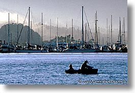 california, horizontal, marin, marin county, north bay, northern california, rowers, san francisco bay area, sausalito, west coast, western usa, photograph