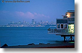 california, cities, cityscapes, horizontal, marin, marin county, nite, north bay, northern california, san francisco, san francisco bay area, sausalito, west coast, western usa, photograph