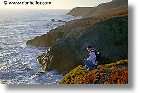 california, coast, coastline, horizontal, jills, marin, marin county, north bay, northern california, pacific ocean, san francisco bay area, scenics, shoreline, sunsets, water, west coast, western usa, photograph