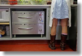 california, food kitchen, horizontal, legs, marin, marin county, north bay, northern california, oven, stinson beach, wedding, west coast, western usa, womens, photograph