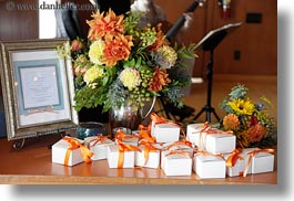 boxes, california, flowers, horizontal, marin, marin county, north bay, northern california, stinson beach, wedding, west coast, western usa, photograph