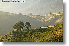 california, cottage, green, green gulch, gulch, hills, hope cottage, horizontal, marin, marin county, marin headlands, north bay, northern california, san francisco bay area, tennessee, west coast, western usa, photograph