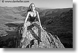 black and white, california, horizontal, jills, landscapes, marin, marin county, north bay, northern california, rocks, san francisco bay area, tennessee, west coast, western usa, womens, photograph