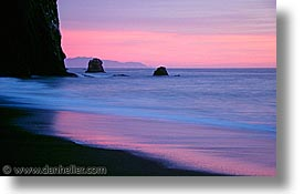 beaches, california, cliffs, horizontal, marin, marin county, north bay, northern california, san francisco bay area, sunsets, tennessee, tennessee valley, valley, west coast, western usa, photograph