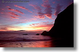 beaches, california, cliffs, horizontal, marin, marin county, north bay, northern california, ocean, san francisco bay area, sunsets, tennessee, tennessee valley, valley, west coast, western usa, photograph